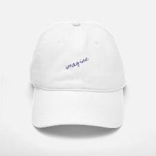 imagine - light Baseball Baseball Cap