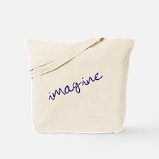 imagine - light Tote Bag
