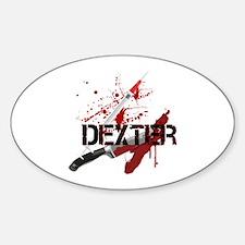 Dexter Sticker (Oval)