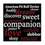 Discover Love Tile Coaster