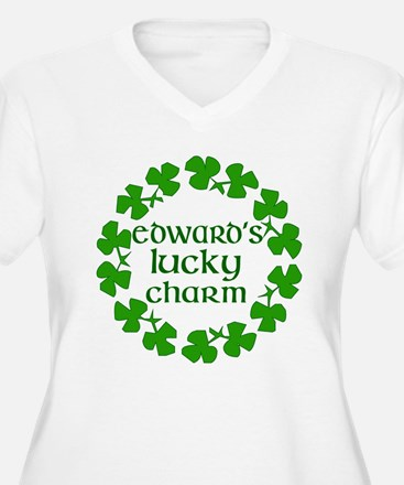St. Patty's Day Edward T-Shirt