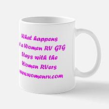 Unique Women rving Mug