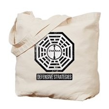 Dharma Arrow Station Tote Bag