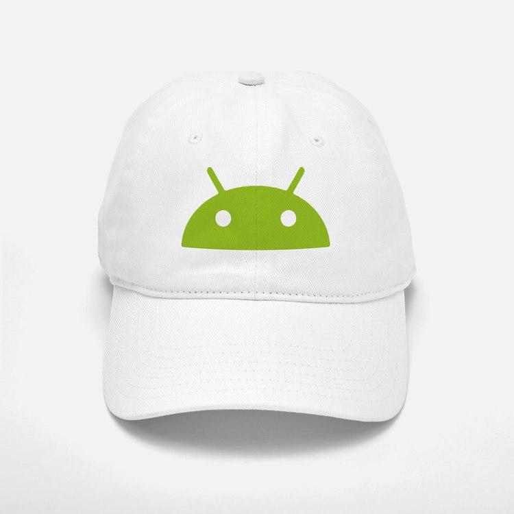 Google Android Baseball Baseball Cap