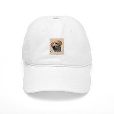 Yellow Labrador Retriever Baseball Cap