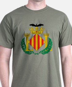 Valencia Coat Of Arms T-Shirt