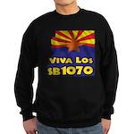 Viva Los SB1070 Sweatshirt (dark)
