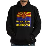 Viva Los SB1070 Hoodie (dark)