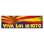 Viva Los SB1070 Sticker (Bumper 10 pk)