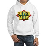 SUPERMOM Hooded Sweatshirt