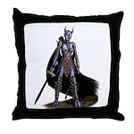 Assassin Demon Throw Pillow