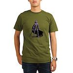 Assassin Demon Organic Men's T-Shirt (dark)
