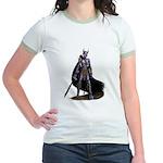 Assassin Demon Jr. Ringer T-Shirt