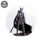 """Assassin Demon 3.5"""" Button (10 pack)"""