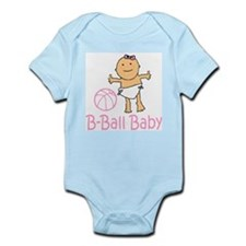 Basketball Baby Madison Infant Creeper