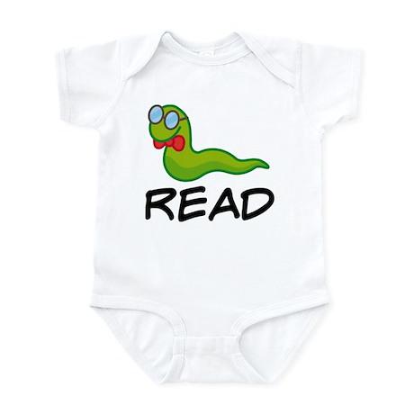 Fun Read Bookworm Infant Bodysuit