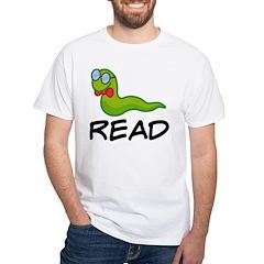 Fun Read Bookworm Shirt