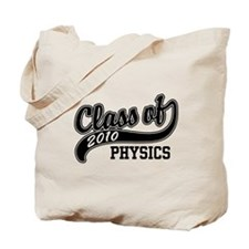 Class of 2010 Physics Tote Bag