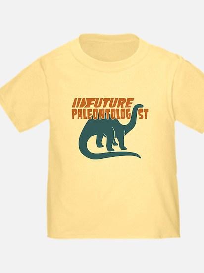 Future Paleontologist T