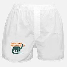 Future Paleontologist Boxer Shorts
