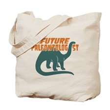 Future Paleontologist Tote Bag