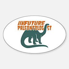 Future Paleontologist Decal