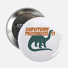 """Future Paleontologist 2.25"""" Button"""