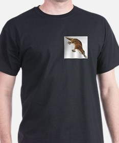 Platypus Black T-Shirt