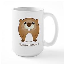 Happy Burrower Mug
