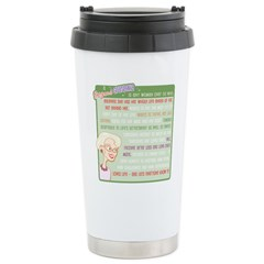 A Gorgeous Grandma Is... Travel Mug