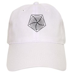 Galactic Migration Institute Emblem Baseball Cap