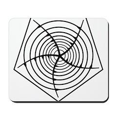 Galactic Migration Institute Emblem Mousepad