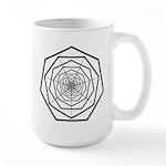 Galactic Progress Institute Emblem Large Mug