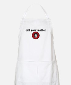 call your mother BBQ Apron