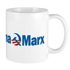 Obama Marx (re-release) Mug