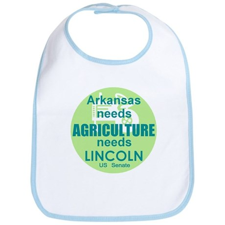 Lincoln Agriculture Bib