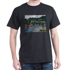 West Hillside Black T-Shirt
