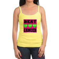 Beat Cancer! Live Love Win! Ladies Top