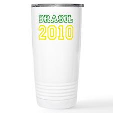 brazil 10 Travel Mug