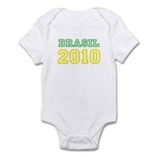 brazil 10 Infant Bodysuit