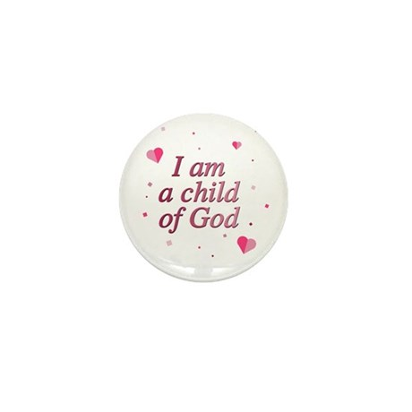 Child of God Mini Button (10 pack)