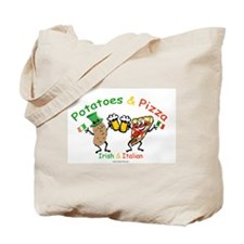 Irish & Italian Tote Bag
