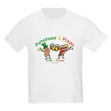 Irish & Italian Kids T-Shirt
