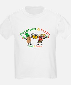 Irish & Italian Kids T-Shirt