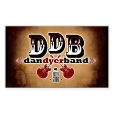 DDB Rectangle Decal Rectangle Decal