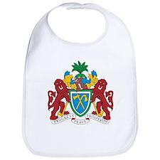 Gambia Coat Of Arms Bib