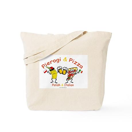 Polish & Italian Tote Bag