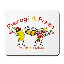 Polish & Italian Mousepad