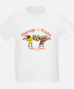Polish & Italian Kids T-Shirt