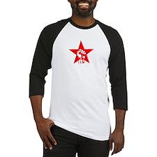 Red Star Fist Baseball Jersey